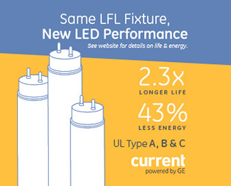 Same LFL Fixture, New LED Performance
