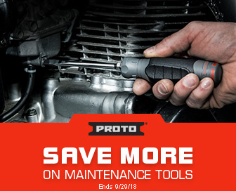 SAVE MORE ON MAINTENANCE TOOLS FROM PROTO