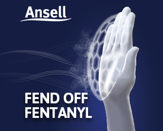 Hand Blocking Fentanyl