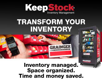 TRANSFORM YOUR INVENTORY - Inventory managed. - Space organized. - Time and money saved.