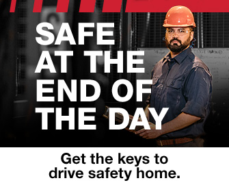 SAFE AT THE END OF THE DAY - Get the keys to drive safety home