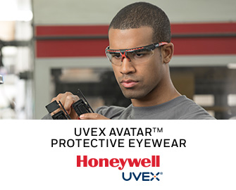 UVEX AVATAR PROTECTIVE EYEWEAR FROM HONEYWELL