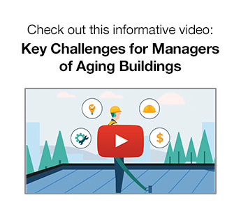 Key Challenges for Managers of Aging Buildings