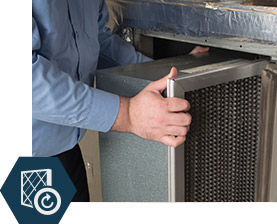 HVAC Filter Change-Out  & Preventative Maintenance