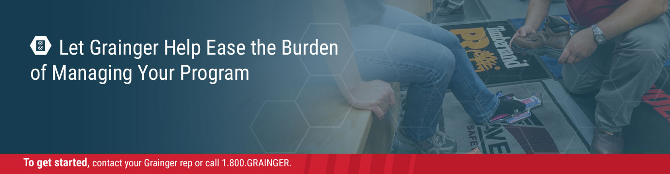 Benefit Management Services - Let Grainger Help Ease the Burden of Managing Your Program