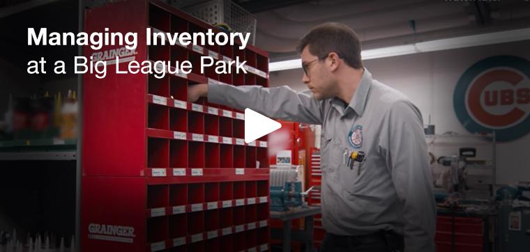 Managing Inventory - At a Big League Park
