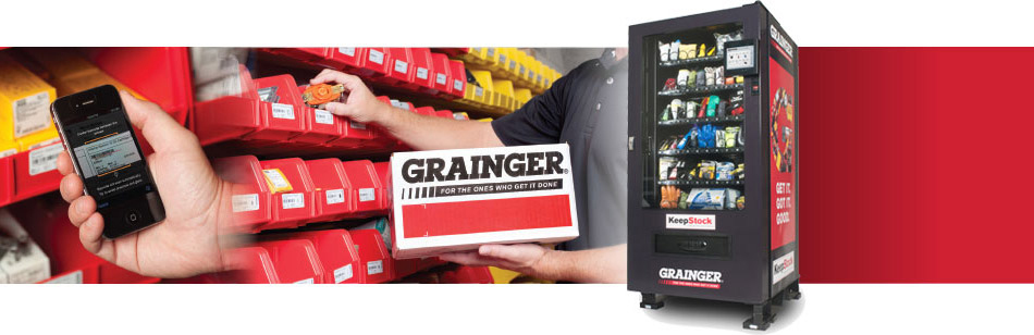 Grainger Industrial Supply – MRO Products, Equipment and Tools