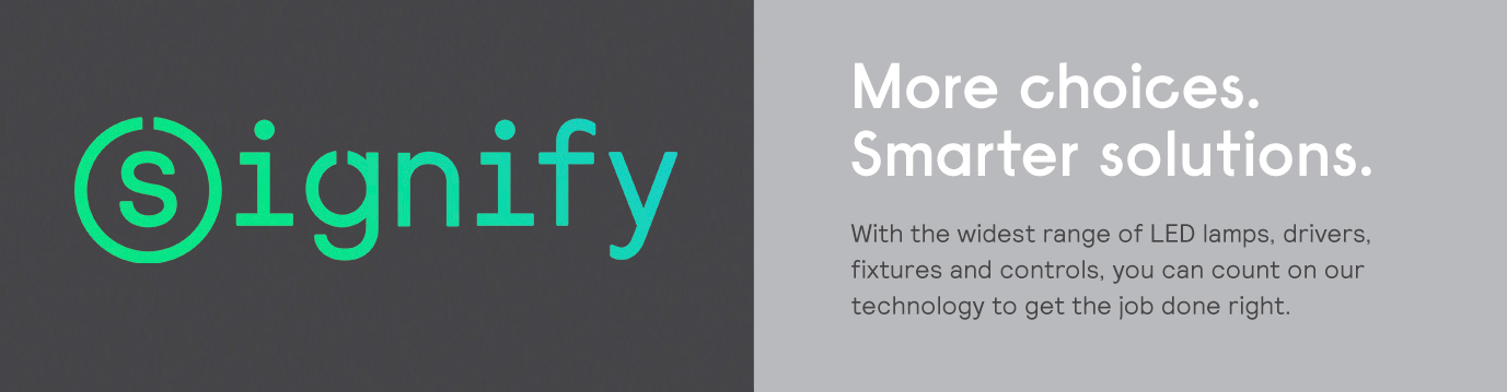 Signify More Choices Smarter Solutions