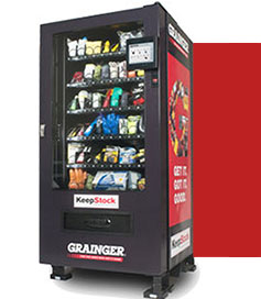 Take Control of Your Inventory with Grainger Keepstock