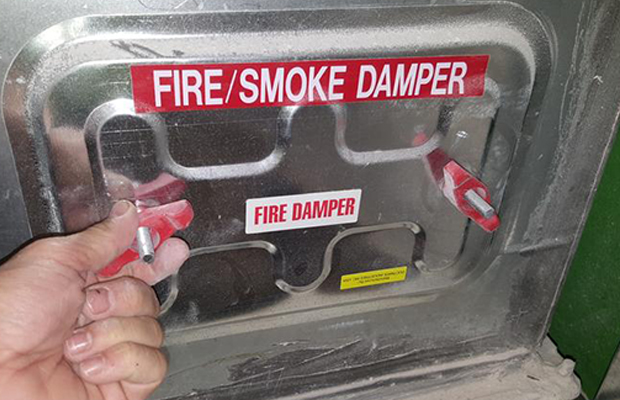 Concerns Over Fire and Smoke Dampers in Hospitals – Grainger