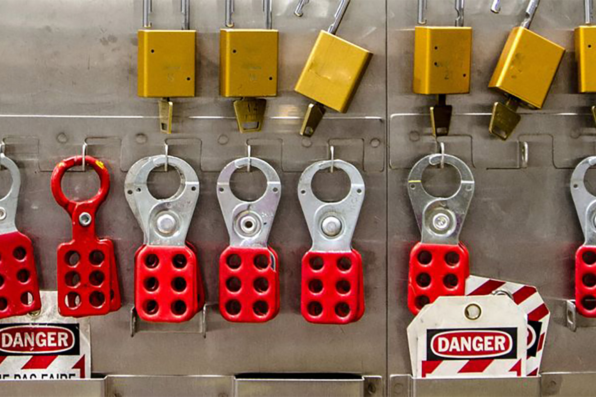 When Does The Lockout Tagout Standard Apply Grainger
