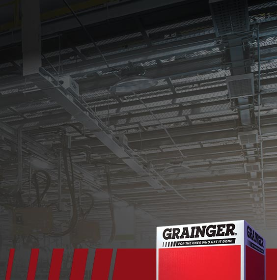Why Grainger? Supplies and Solutions for Every Industry SM