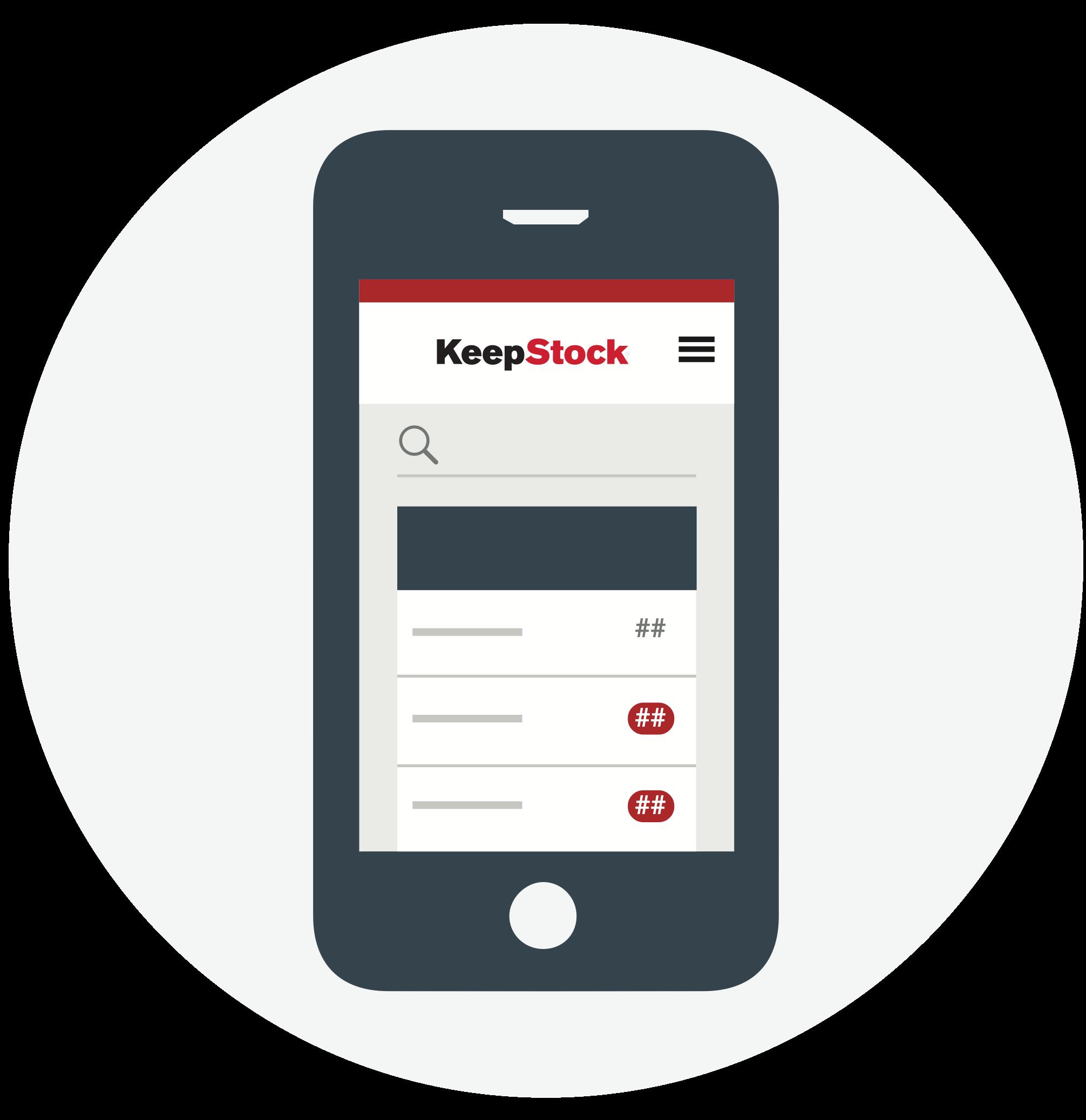 Grainger Mobile Keepstock
