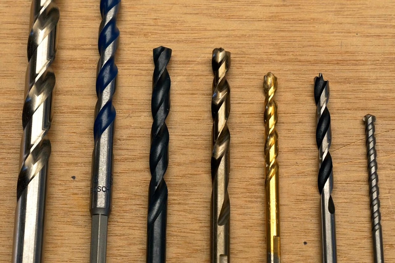 All Industrial S High Speed Steel Ticn Coated Jobber Length Drill